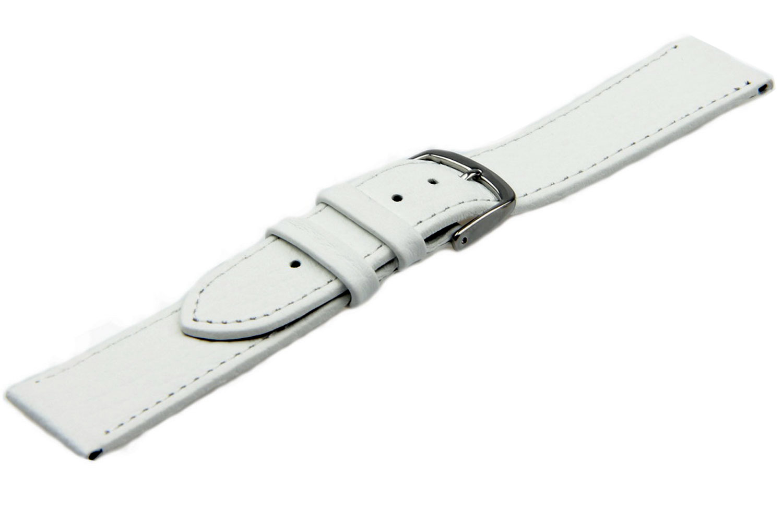 Pasek do zegarka Turin - biały