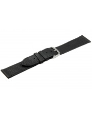 Pasek do zegarka Turin - czarny