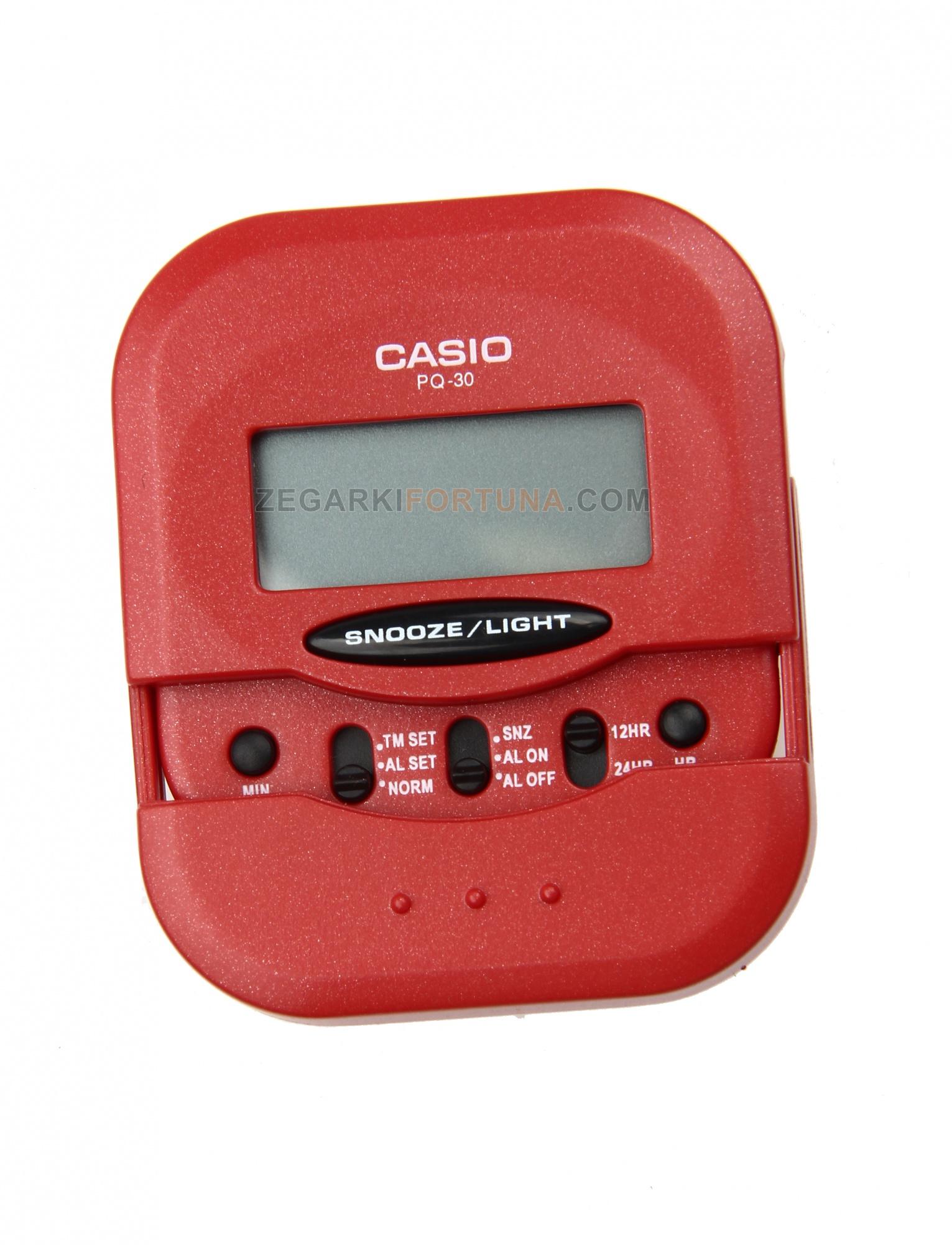 Budzik Casio PQ-30