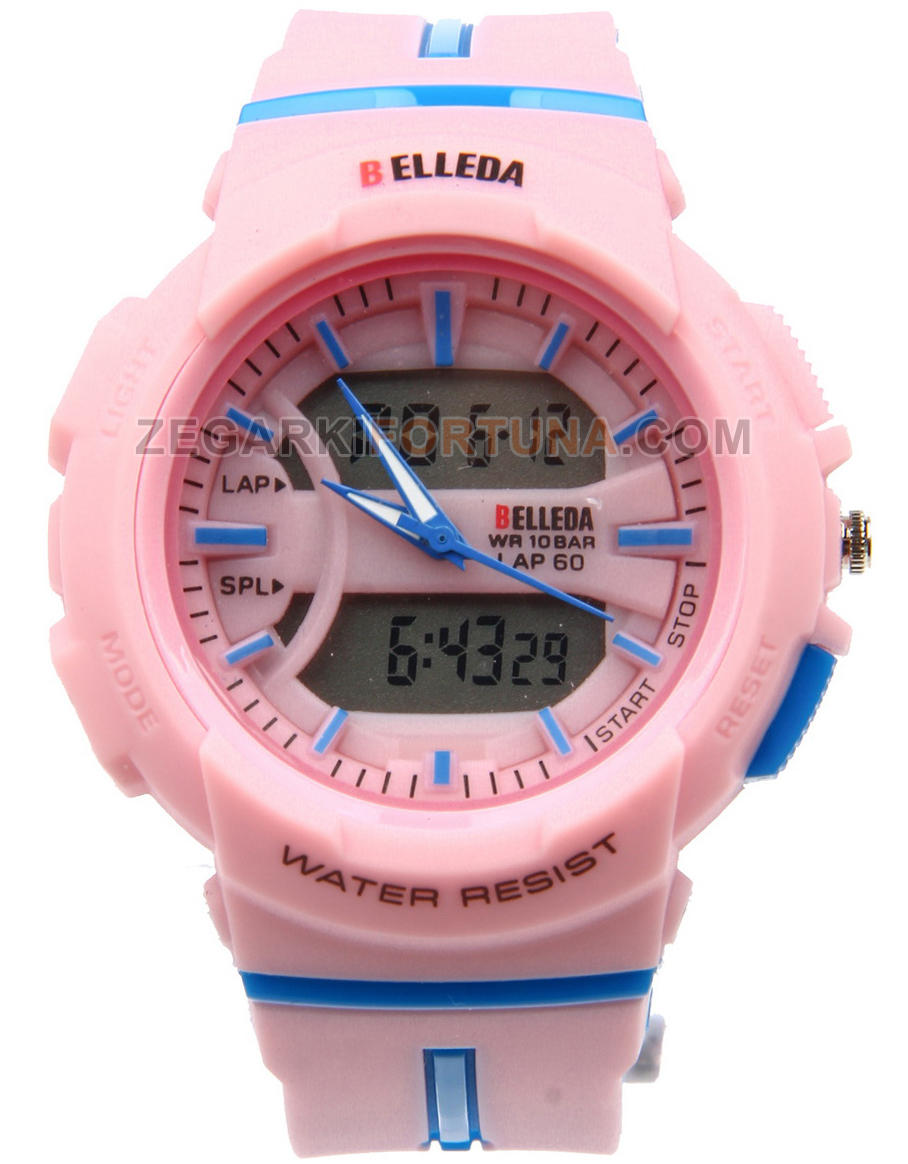 BELLEDA B-9086 Różowy